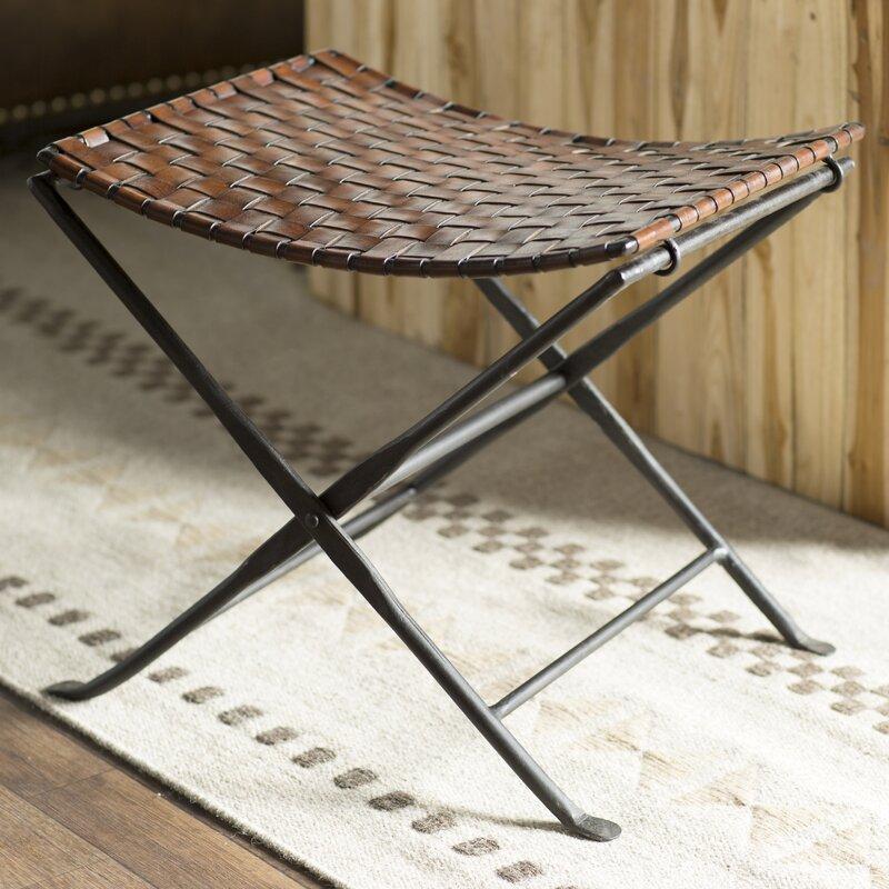 World Market Furniture Reviews: Bloomsbury Market Kesgrave Accent Stool & Reviews