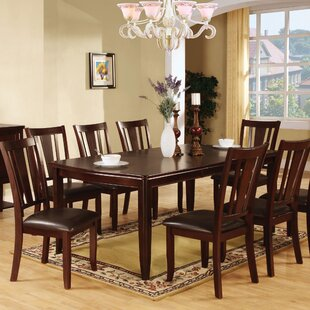 Birchover 9 Piece Extendable Dining Set Coupon