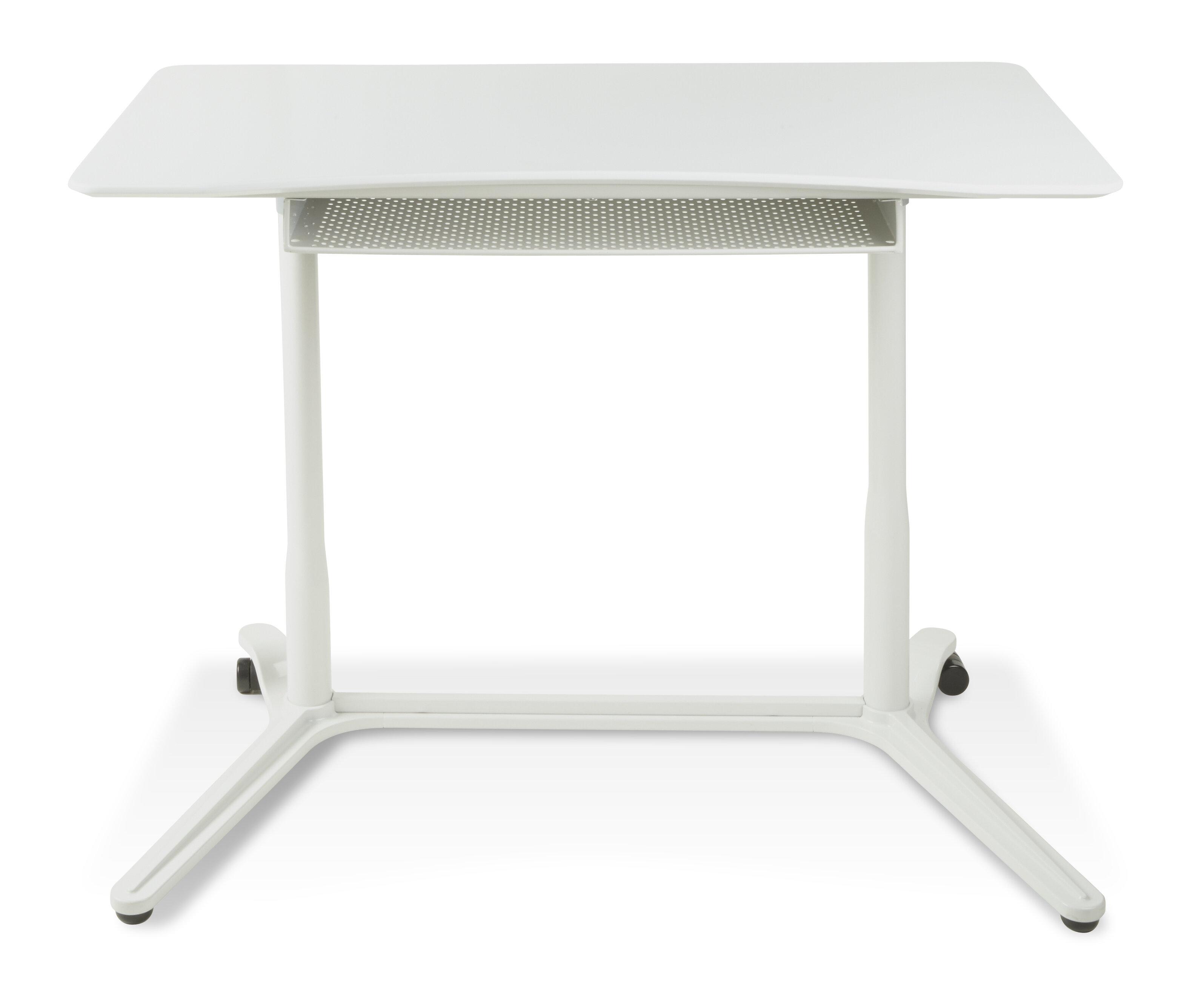 ergo desk haaken furniture reviews standing wayfair pdx