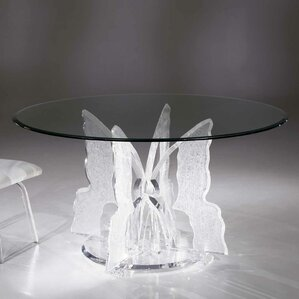 Butterfly II Acrylic Dining Table by Shahrooz