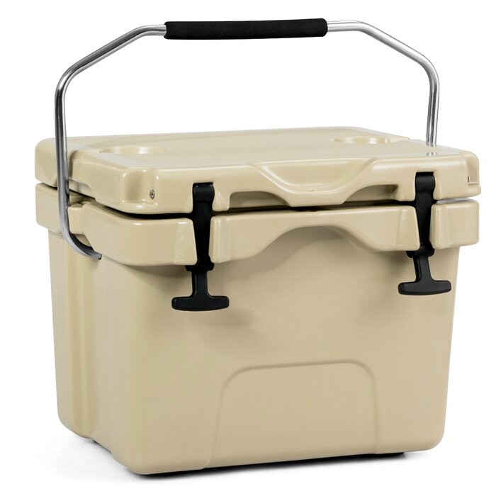 16 Qt  Portable Ice Chest Cooler