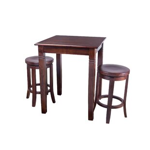Easley 3 Piece Pub Table Set