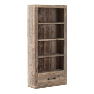 Mindy Reclaimed Wood Bookcase