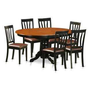 Paloma 7 Piece Dining Set