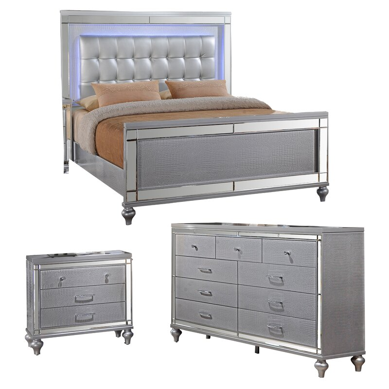 pictures of bedroom sets. Regents Platform Configurable Bedroom Set Sets You ll Love