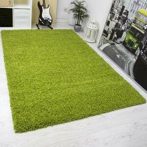 Oxford Green Area Rug