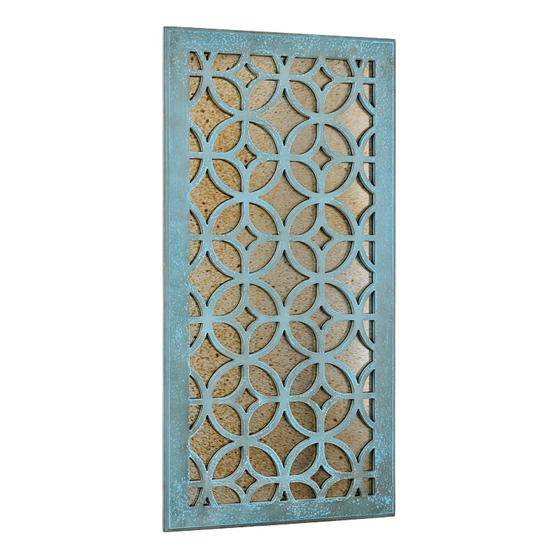 Utopiaalley Moroccan Distressed Wood Wall Mirror Amp Reviews