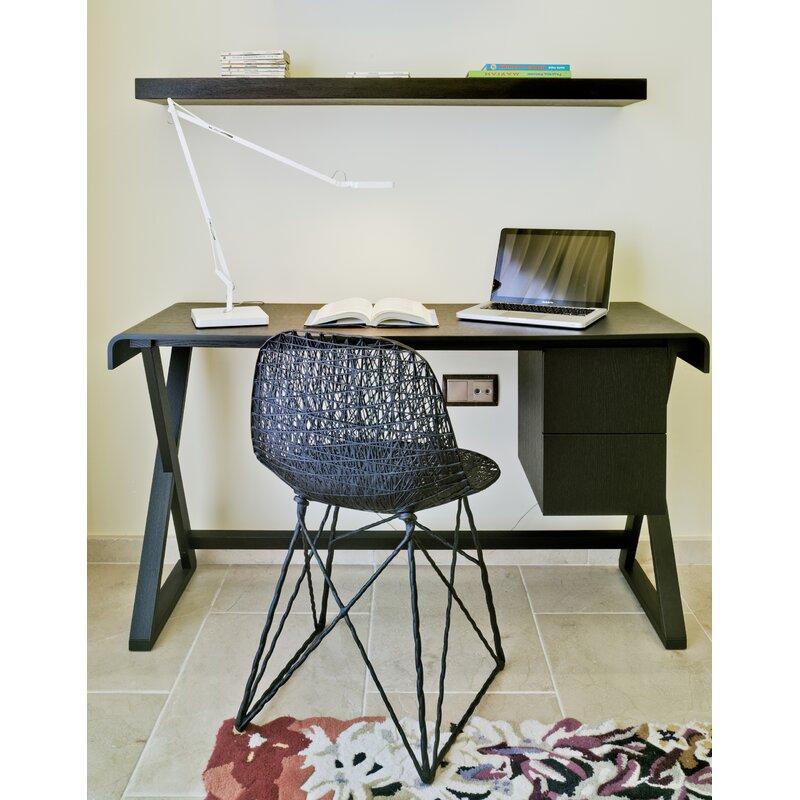 Flos Kelvin Led Green 21 85 Desk Lamp Perigold