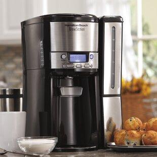 Brewstation 12 Cup Dispensing Coffee Maker