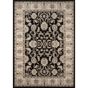 Mira Monte Charcoal Area Rug
