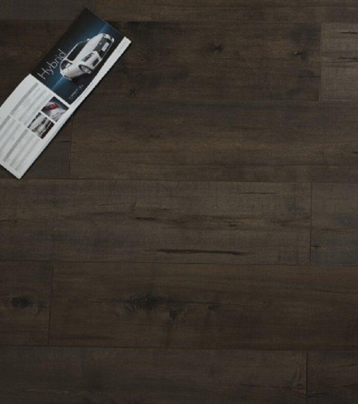 Islander Flooring Nimbus Twilight 12 X 48 X 12mm Birch Laminate
