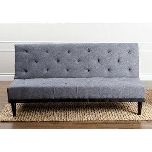 Albermarle Convertible Sofa by Andover Mills