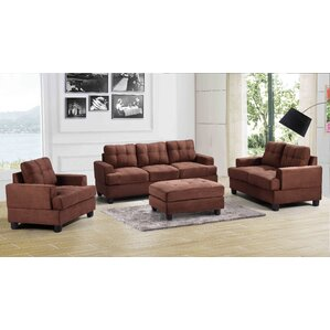 Childress Configurable Living Room Set by Andover Mills
