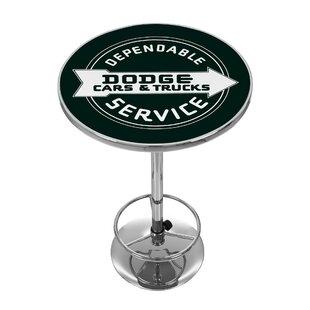 Dodge Service Pub Table