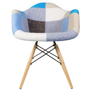 Charmant Patchwork Armchair