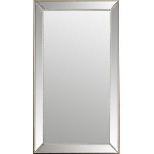 Full lenght mirror White Primm Antique Floor Full Length Mirror Joss Main Floor Full Length Mirrors Joss Main