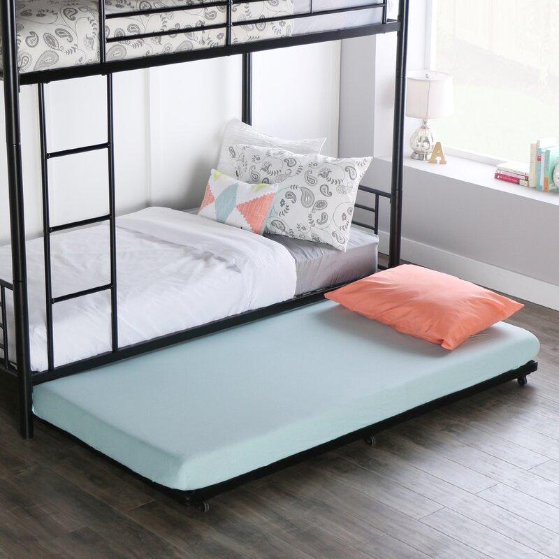 Malia Twin Trundle Bed - Viv + Rae Malia Twin Trundle Bed & Reviews Wayfair