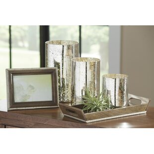 5 Piece Decorative Accessory Set Of