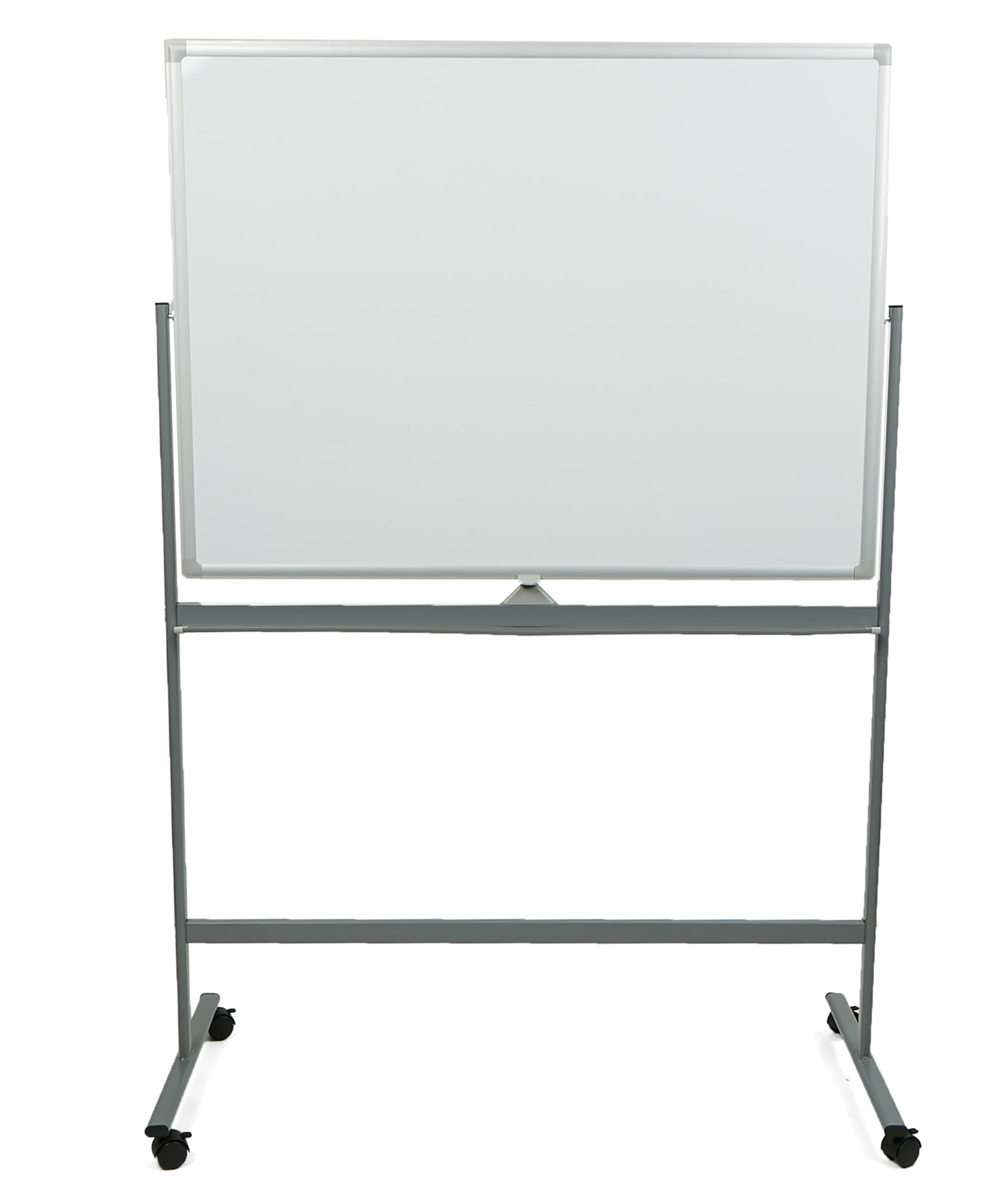 mind reader portable dry erase double sided easel magnetic free