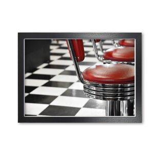 Tremendous American Diner Furniture Wayfair Co Uk Download Free Architecture Designs Jebrpmadebymaigaardcom