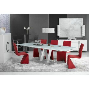 Vicky Expandable Dining Table by Belli..