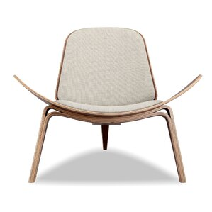 Tripod Side Chair by Kardiel
