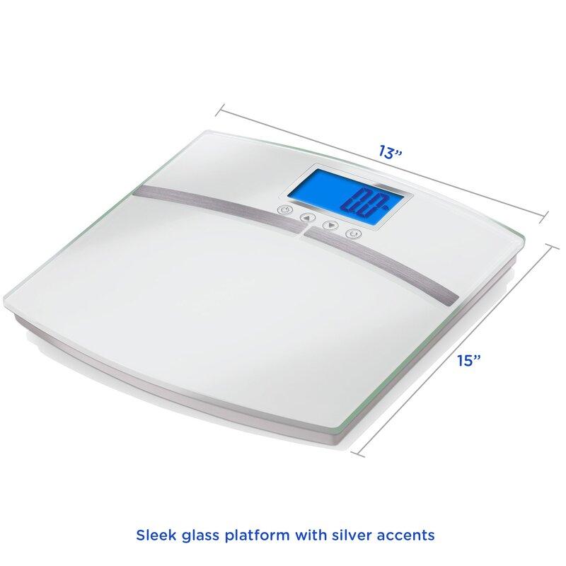 Body Fat Bathroom Scale 118