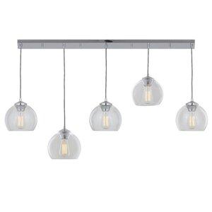 Oberon 5-Light Globe Pendant