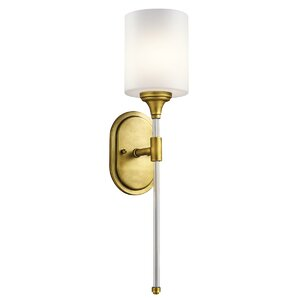 Cabella 1-Light Wall Sconce