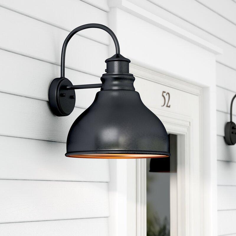 Lavardin 1 Light Outdoor Wall Lantern