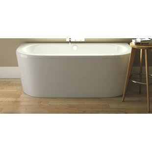 Shingle Standard Soaking Bathtub by Premier