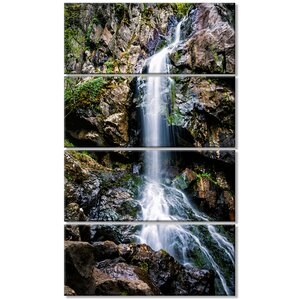 Waterfall Wall Art giclee waterfall wall art | wayfair