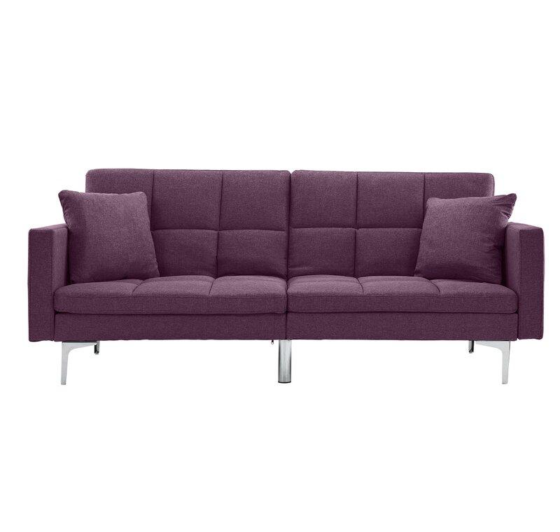 Kouassi Modern Convertible Sofa