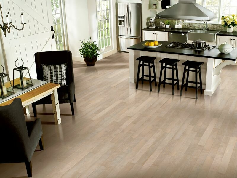 Armstrong Flooring 5 Engineered Birch Hardwood Flooring In