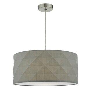 extra large pendant shade wayfair co uk
