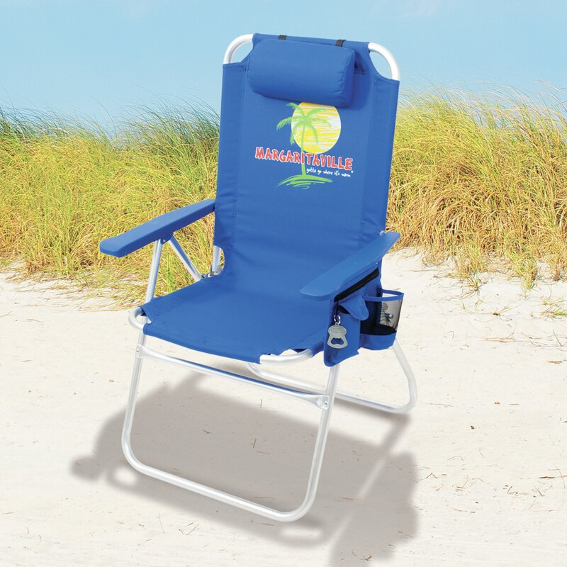 Big Shot Reclining Beach Chair & Margaritaville Big Shot Reclining Beach Chair u0026 Reviews | Wayfair islam-shia.org