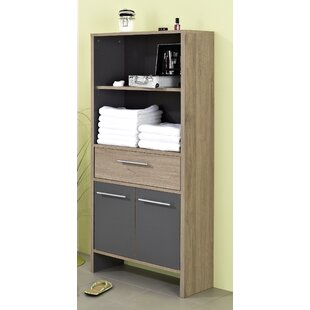 Kim 62 x 136.2cm Double Wall Mounted Cabinet by Quickset