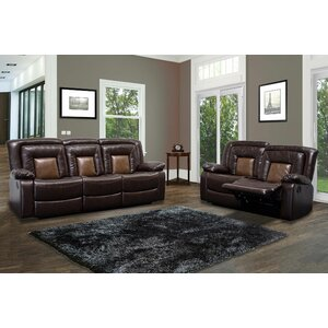 Rocco 2 Piece Living Room Set
