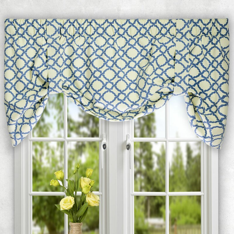 Kent Crossing Tie Up Valance