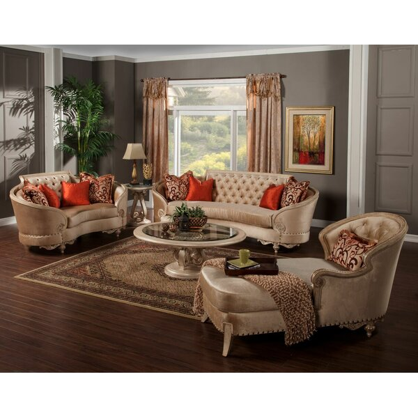 Benetti s Italia Rosabella Living Room Collection   Reviews   Wayfair. Living Room Collections. Home Design Ideas