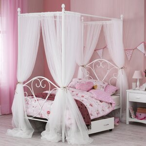 Abbotts Single Four Poster Bed