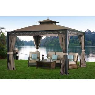 Exceptional Webberly 10 Ft. W X 12 Ft. D Metal Patio Gazebo