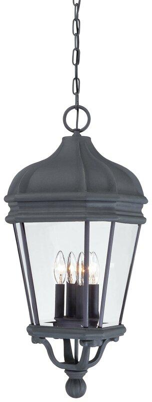 Harrison 4-Light Outdoor Hanging Lantern