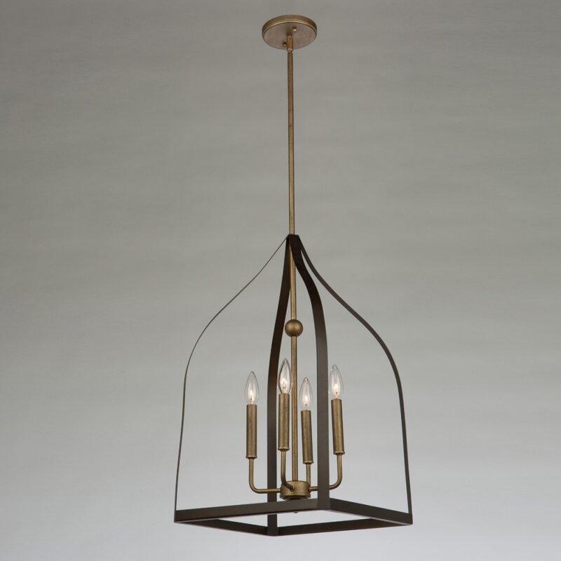 Lighting Warehouse Hendrik Potgieter: Gracie Oaks Hendrik 4-Light Mini Chandelier & Reviews