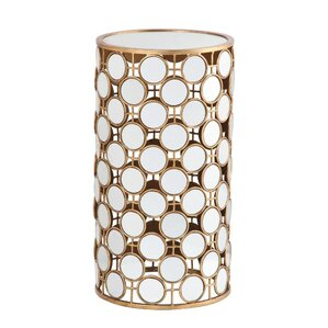 Bubble End Table by Mariana Home