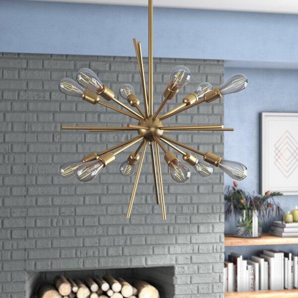 Benites 12 Light Sputnik | Wayfair