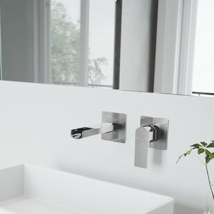 Wall Mounted Bathroom Sink Faucets You'll | Wayfair.ca on wall mount bathroom vanity, wall mount bathroom hardware, wall mount bathroom counter, wall mount vessel faucet, shelf back lavatory faucet, wall mount bathtub, wall mount tub faucet brushed nickel, wall mount bathroom sink, bronze wall mount faucet, wall mount basin faucet, wall faucets for sinks, wall mount telephone faucet, lowe's wall mount faucet, wall mount faucet parts, bad design shower faucet, wall mount circuit breaker, wall mount faucet rough in, wall mount toilet, wall mount bathroom light, wall mount faucet with cross handles,