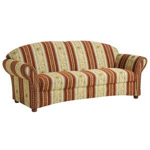 3-Sitzer Sofa Corona Streifen von Max Winzer