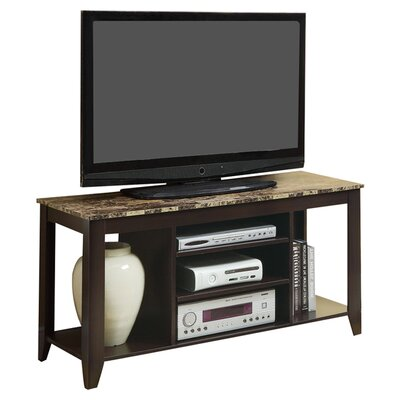 Faux Marble Top Tv Stand Wayfair