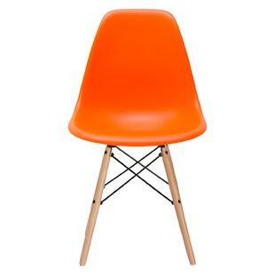 Chaises De Salle A Manger Couleur Du Revetement Orange Wayfair Ca